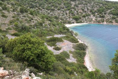 Agricultural Land Plot Sale - EVRETI, MUNICIPALITY OF ERISSOS - NORTH