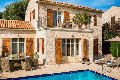 Villa Sale - FISKARDO, MUNICIPALITY OF ERISSOS - NORTH