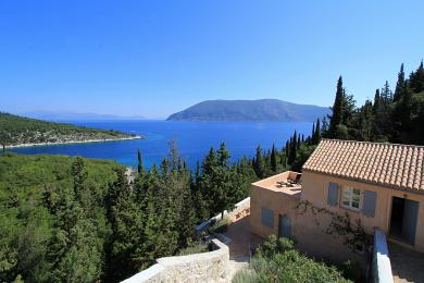 Villa Sale - EVRETI, MUNICIPALITY OF ERISSOS - NORTH