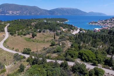 Agricultural Land Plot Sale - FISKARDO, MUNICIPALITY OF ERISSOS - NORTH