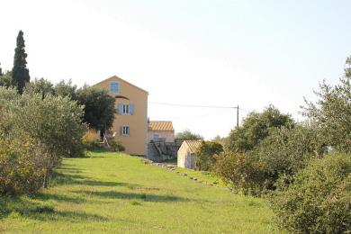 Villa Sale - TZAMARELATA, MUNICIPALITY OF ERISSOS - NORTH