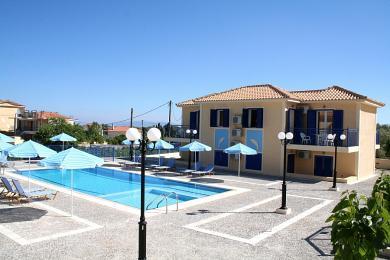Hotel Vendita - TRAPEZAKI, COMUNE DI LIVATHOS - SUDOVEST