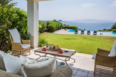 Villa Sale - AI HELIS, MUNICIPALITY OF LIVATHOS - SOUTH